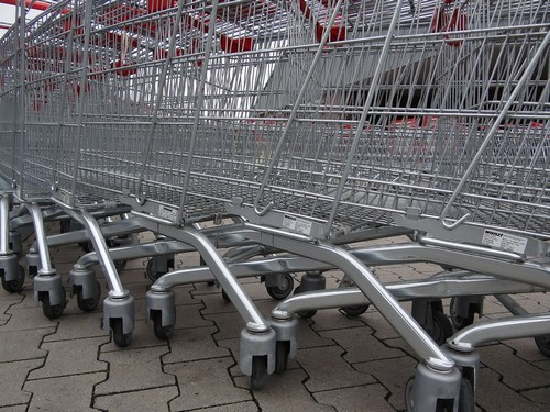 Supermarché boucherie traiteur secteur Lorient