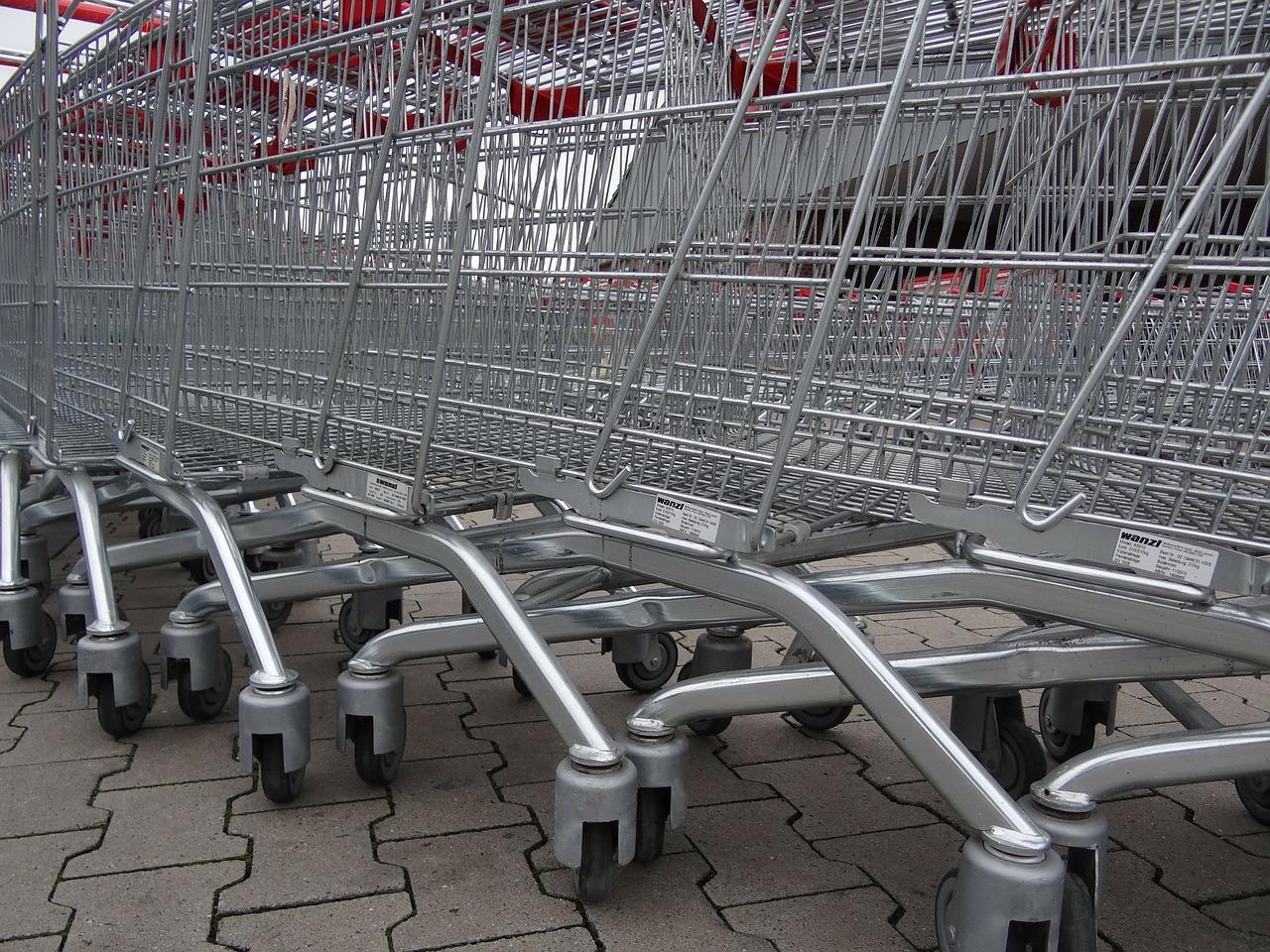 Supermarché  libre service point chaud  secteur Morbihan sud (56)