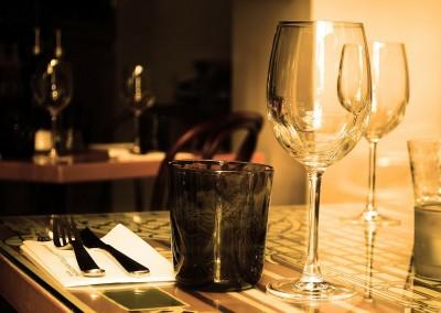 Restaurant traditionnel avec terrase privative secteur Auray (56)